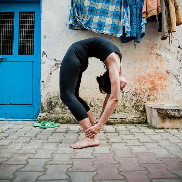 ВСТАЛА В ПОЗУ: 7 мотивирующих йога-аккаунтов | галерея [7] фото [4]