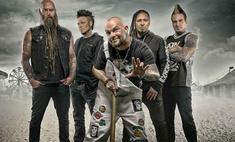 Концерт недели: Five Finger Death Punch (16.01— Москва, 18.01— Петербург)