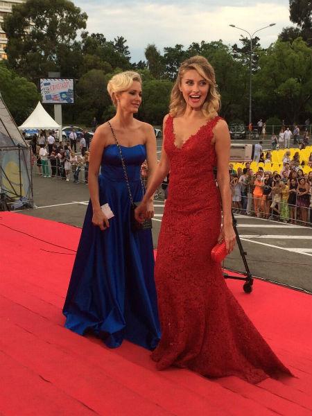 Екатерина Архарова и Екатерина Гордон фото