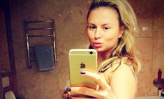 Анна Семенович худеет на глазах