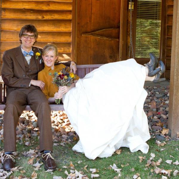 Свадьба в стиле Гарри Поттер фото