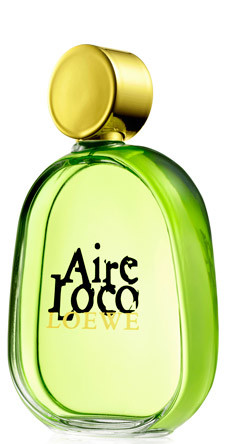 Aire Loco от Loewe – провокационный аромат для бунтарок и обольстительниц. Композиция с верхними нотами бергамота и розового перца, красной розой в «сердце» и шлейфом из ванили и пачули.