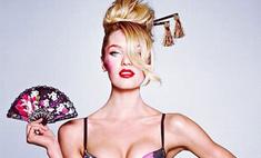 Сексуальная гейша: марку Victoria's Secret обвинили в расизме
