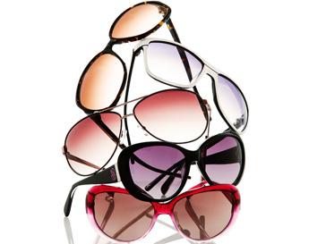 Солнцезащитные очки из коллекции Victoria's Secret сезона лето-2013