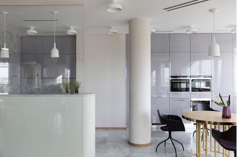 Лучшие интерьеры квартир 2014: вспомнить всё! | галерея [8] фото [4]