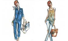 Рианна создала вторую коллекцию для Armani