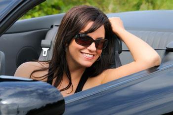 Сидите в машине правильно, и тогда проблем с осанкой не будет.