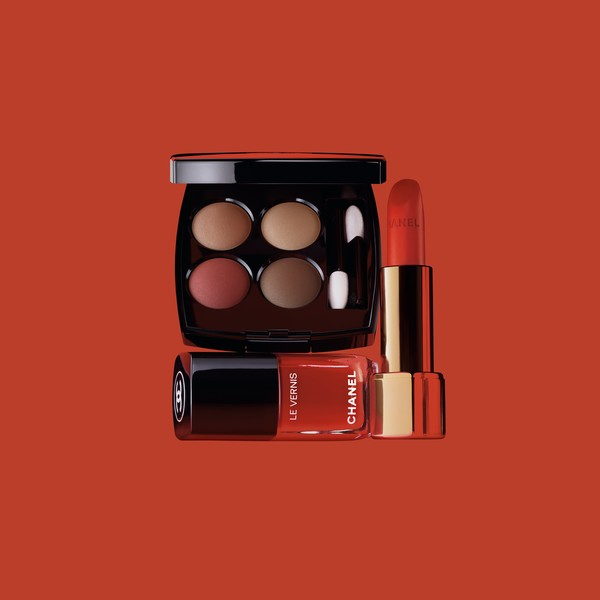 Chanel, LE ROUGE - СOLLECTION N°1