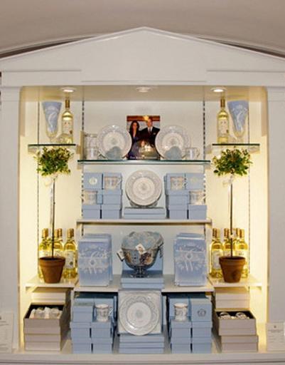 принц Уильям (Prince William), Кейт Миддлтон (Catherine Middleton), королевская свадьба, Великобритания, свадьба принца Уильяма, фарфор, сувениры, галерея, фото