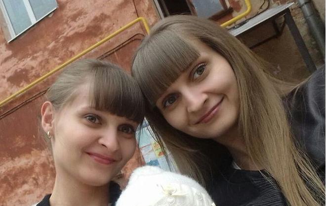 Ольга Слепухина, Анна Кадникова, фото