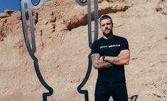 Как поддерживать форму дома: актер и спортсмен Ник Янгквест записал для MAXIM видео своей тренировки