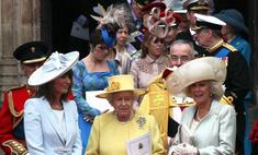 Лучшие шляпы королевской свадьбы-2011