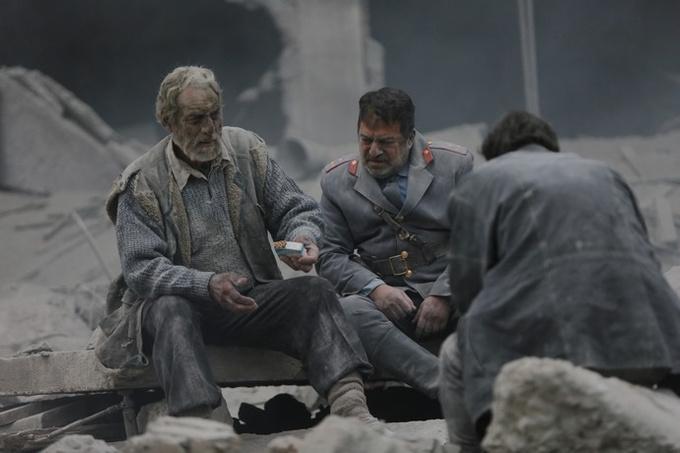 Землетрясение в Армении