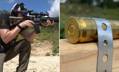 Выстрелит ли крупнокалиберный патрон, если попасть в него пулей из мелкашки? (Видео)