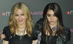 Мадонна носит одежду своей дочери