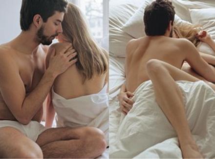 Оба хотим секса