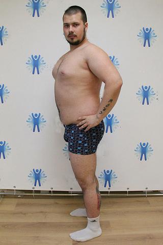 Вячеслав Вилков, похудение, фото