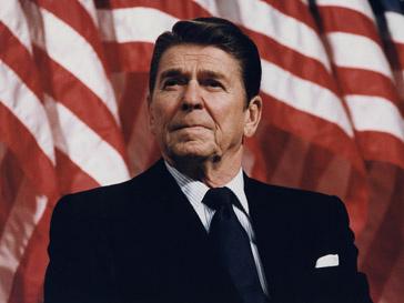 Президенту США Рональду Рейгану исполнилось 100 лет