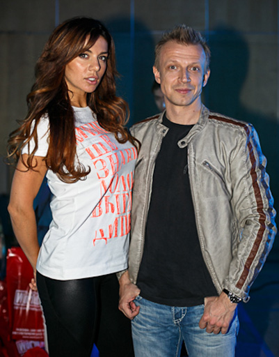 Анна Седокова и Антон Комолов