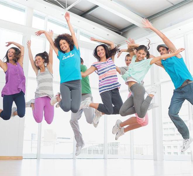 спорт, танцы