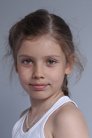 Полина Гнездышкина, «Топ модель по-детски-2016», фото