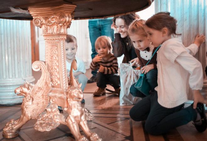 Музейный фестиваль «Детские дни в Петербурге»