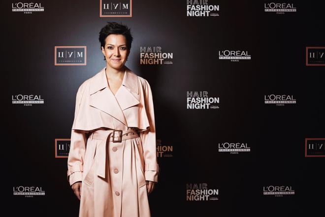 В Москве впервые прошла Hair Fashion Night