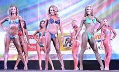 Мисс фитнес Иркутска: выбирай и голосуй