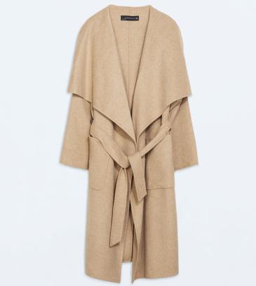 Пальто Zara, 9999 р.