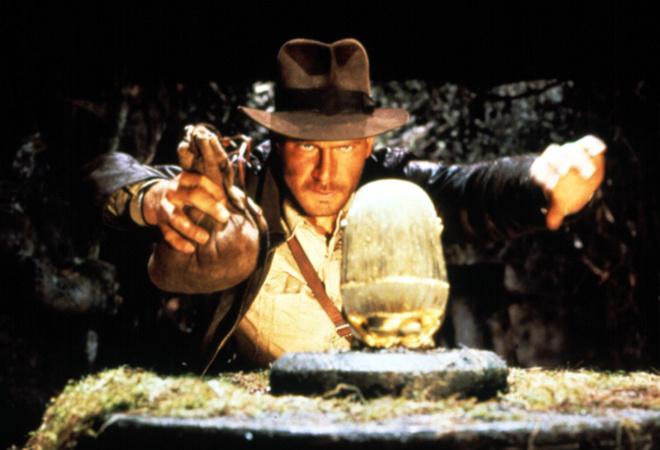 Фильм «Индиана Джонс: В поисках утраченного ковчега», 1981, смотреть фото
