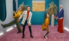 заводной танцевальный челлендж little big bananas видео