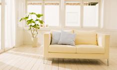 Ванильный интерьер: 30 идей комнаты в пастельных тонах