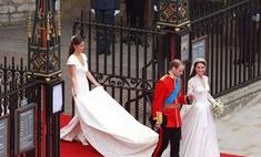 Свадьба принца Уильяма и Кейт Миддлтон стала главной темой «Твиттера»