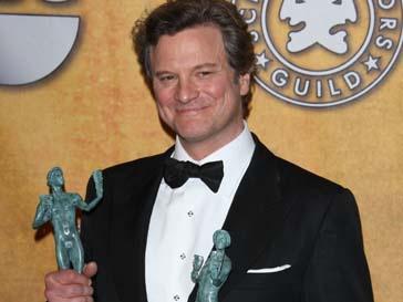 Колин Ферт (Colin Firth) стал лучшим актером