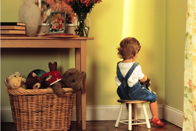Зачем наказывать ребенка