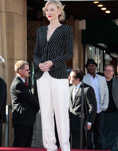 Кейт Бланшетт (Cate Blanchett), 2008 год