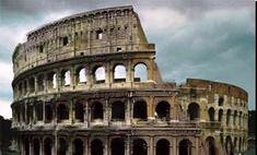 В центре Рима запретили пить, есть и шуметь