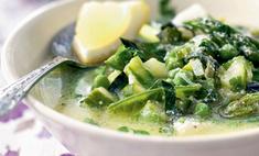 Суп с йогуртом