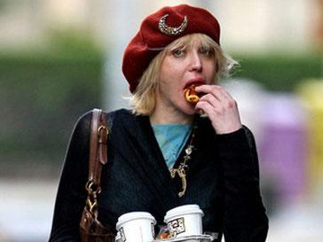 Кортни Лав (Courtney Love) приедет в Москву с группой Hole