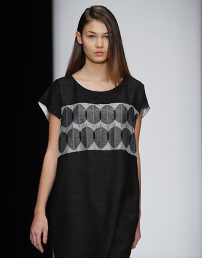 Mercedes-Benz Fashion Week: Biryukov, весна-лето 2012