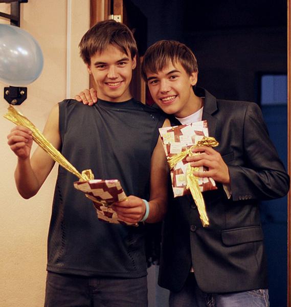 Артем и Константин Южанины, фото