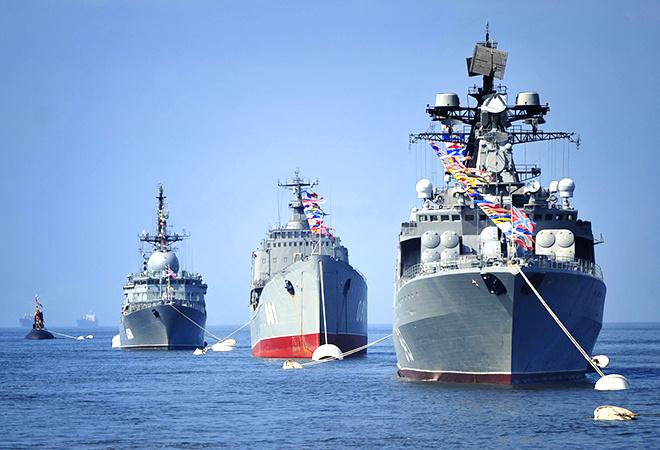 День ВМФ в 2015 году в Санкт-Петербурге программа