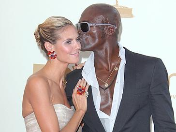 Сил (Seal) не стал терпеть измены Хайди Клум (Heidi Klum).
