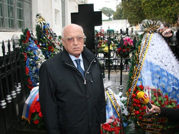 Виктор Черномырдин тяжело переживал смерть жены