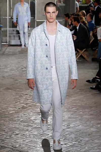 Неделя мужской моды в Париже: лучшие показы | галерея [4] фото [14]