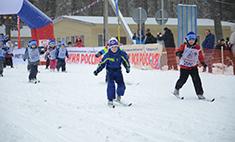 Калужские курьезы «Лыжни России – 2015»