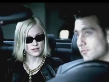 Мадонна (Madonna) в рекламном ролике Гая Ричи (Guy Ritchie) для BMW