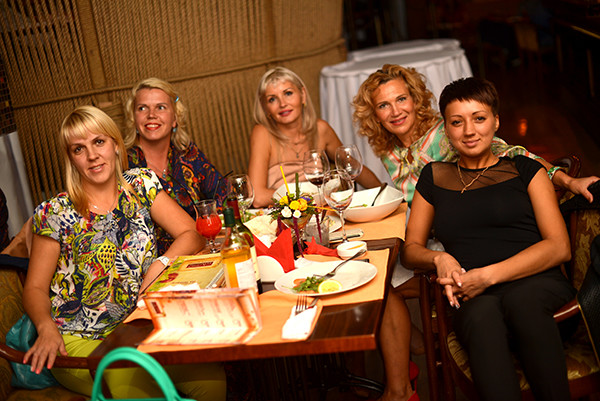 Новокузнецк, ресторан «Да Винчи»