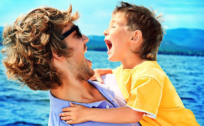 дети остаются с отцом после развода
