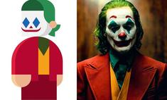 тест угадай культовых персонажей кино схематичным рисункам